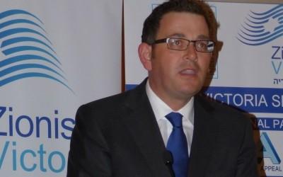 The Premier of Victoria, Daniel Andrews