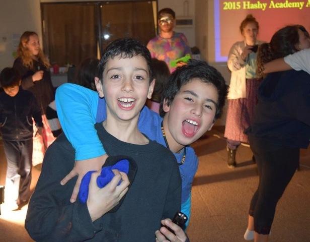 hashy boys