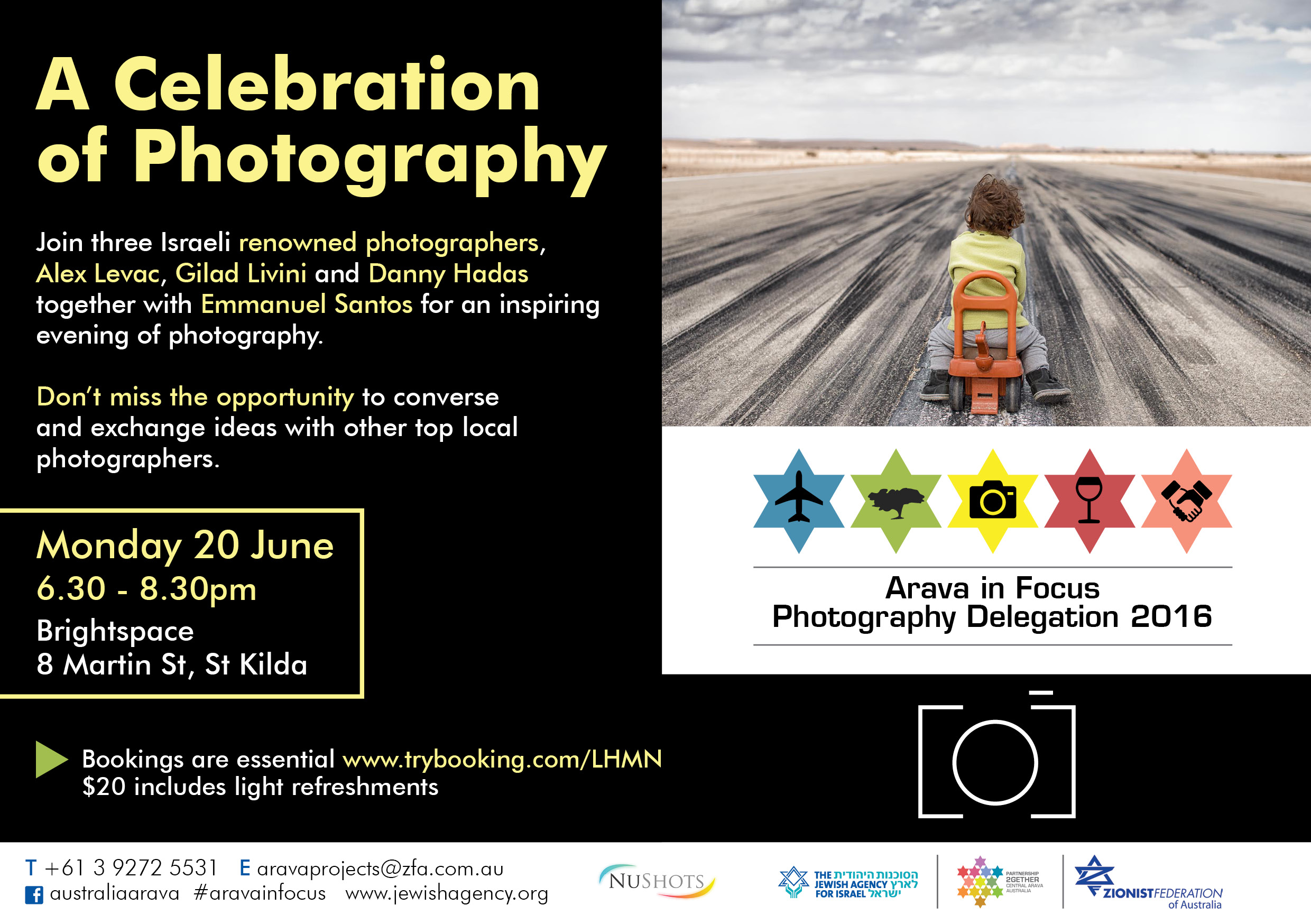 Arava in Focus_Celebration of Photography