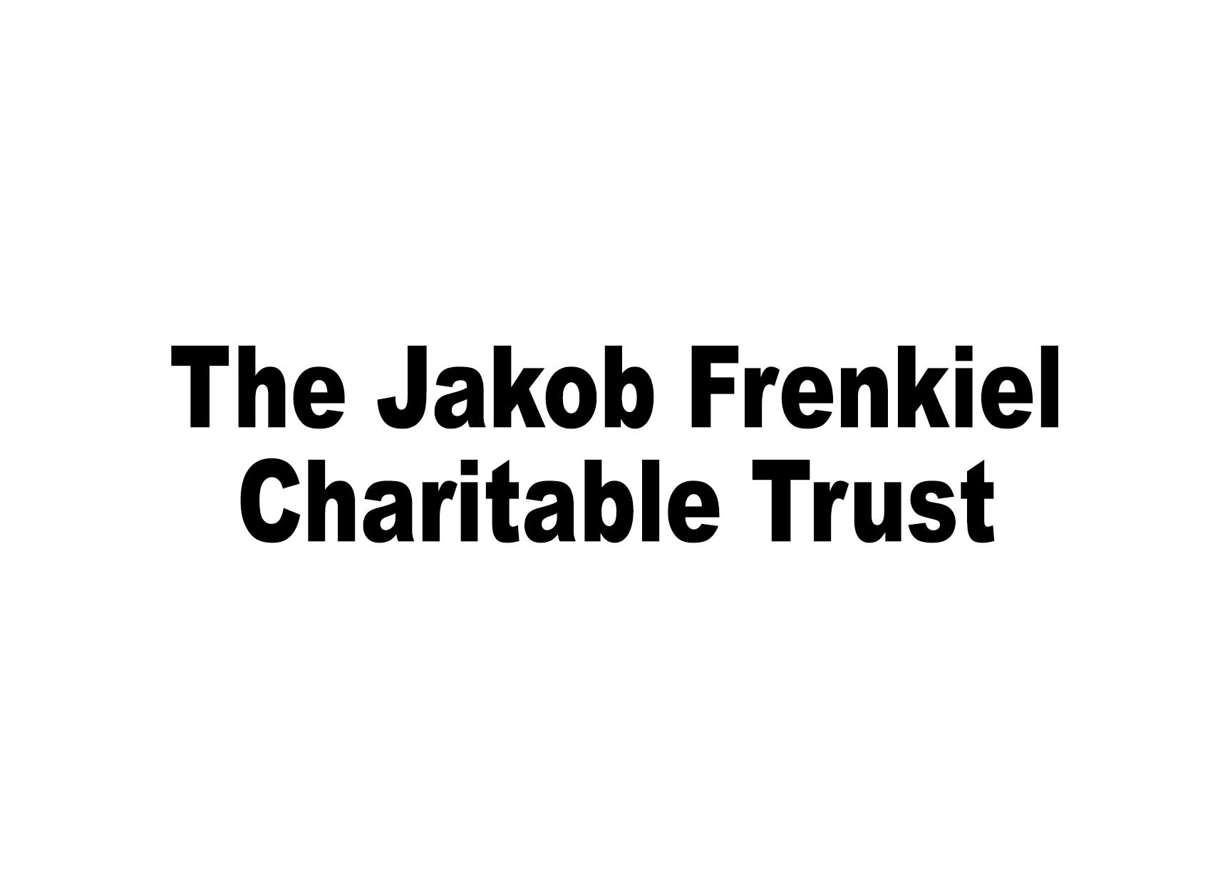 Jakob Frenkiel